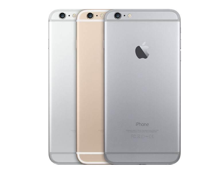 iPhone 6背部信号带和凸出的摄像头