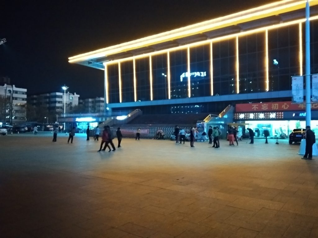 红米Note 5A夜拍样张