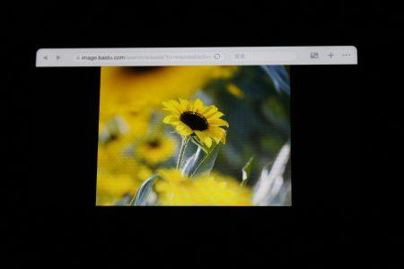 坚果Pro 2屏幕显示效果