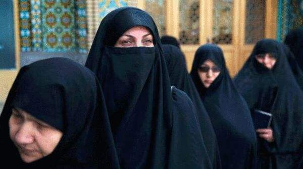 伊斯兰国家女性另一种着装