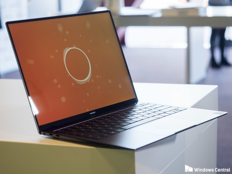 华为MateBook X Pro