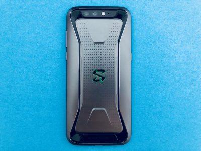 黑鲨手机原始形态