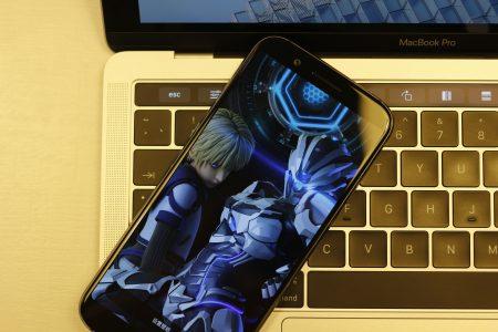 黑鲨手机屏幕