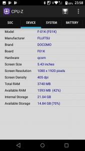 CPU-Z截图(2)