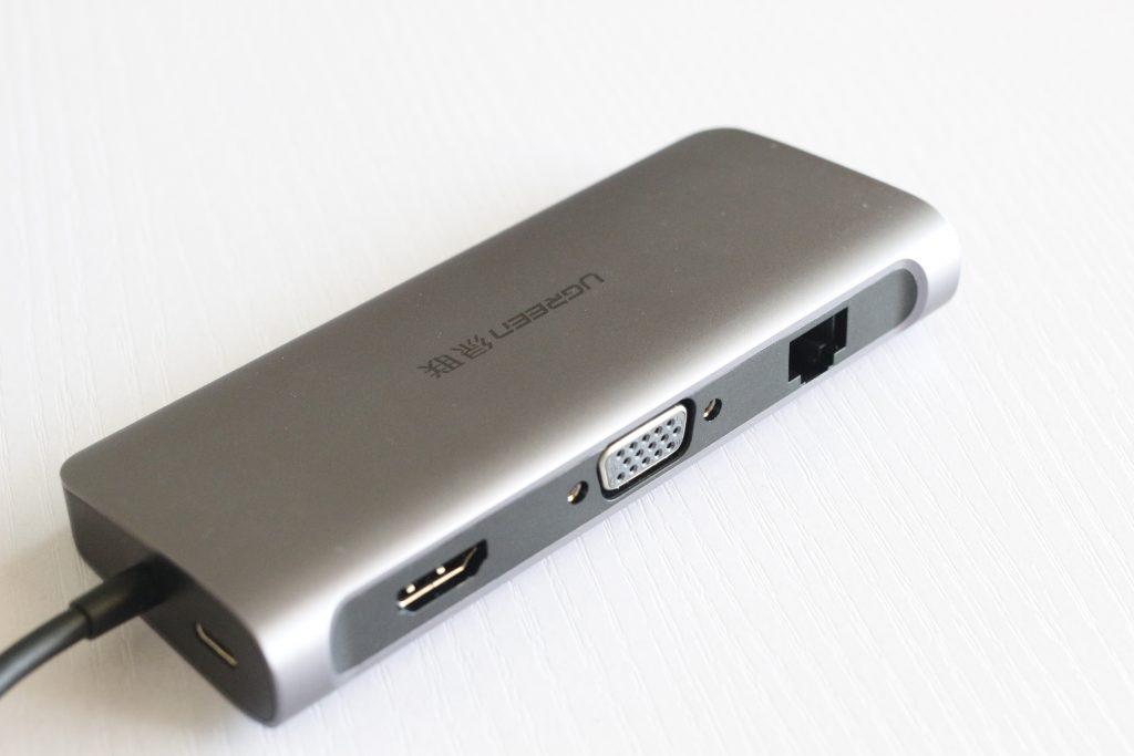 USB Type-C扩展坞