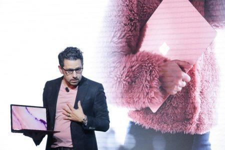Surface Laptop 2发布会