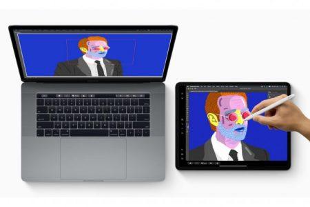 iPadOS作为macOS扩展屏幕
