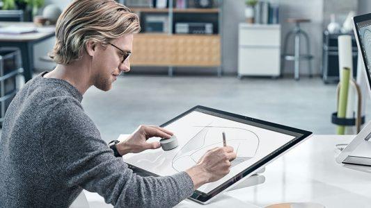 Surface Studio作图