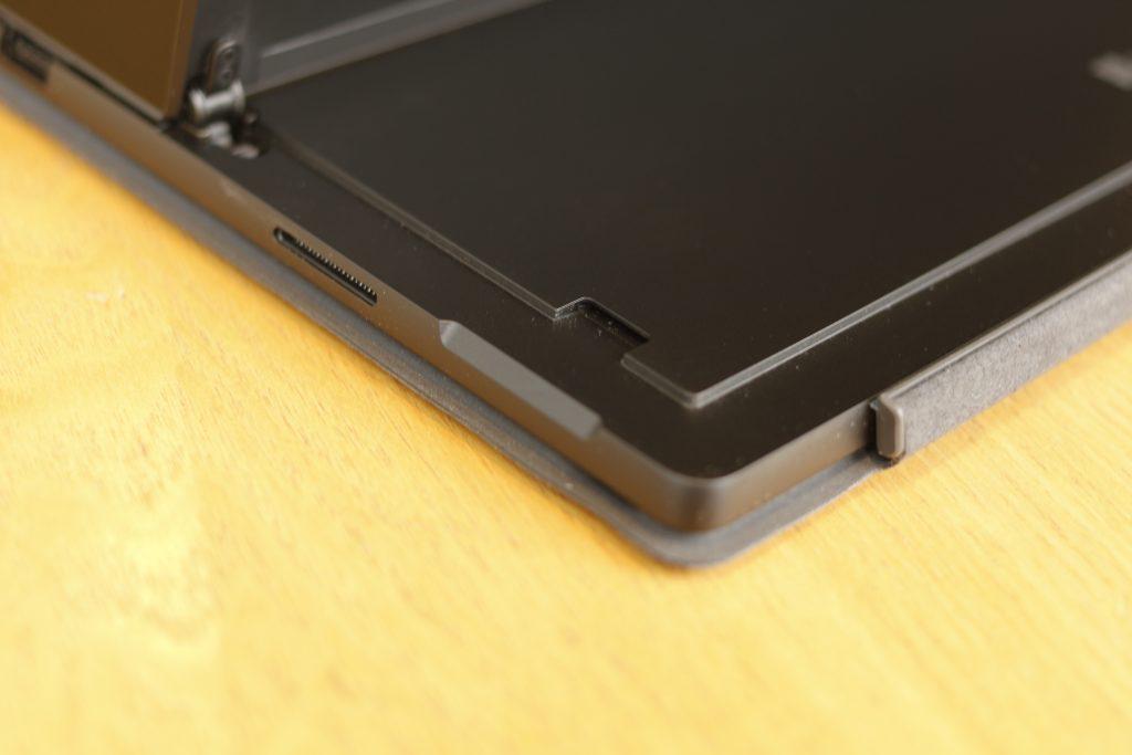 Surface Pro 7支架和存储卡槽