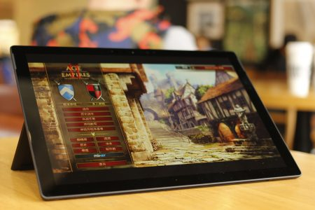 Surface Pro 7屏幕