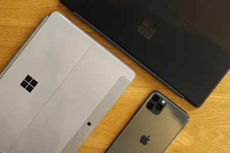 Surface Pro 7和Surface Go