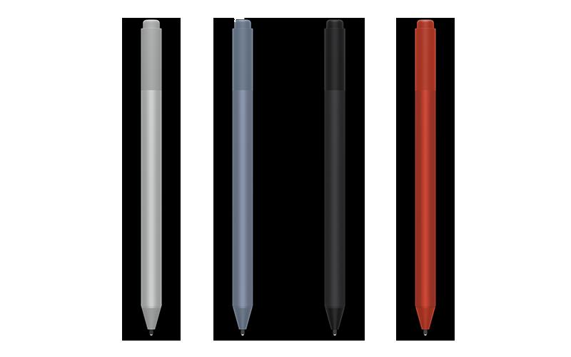 波比红和冰晶蓝配色手写笔