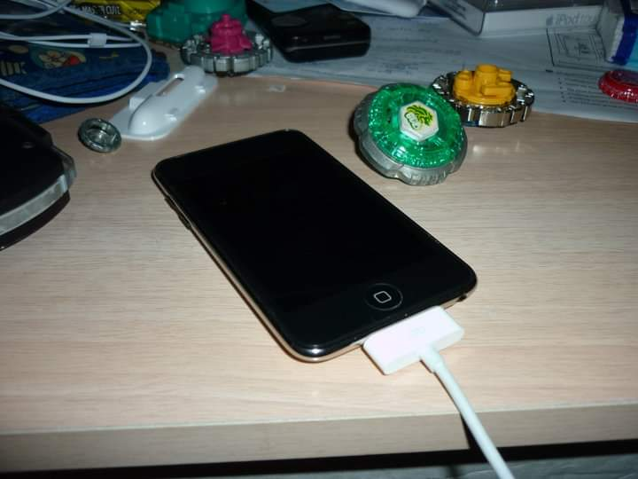 iPod Touch第三代,32GB