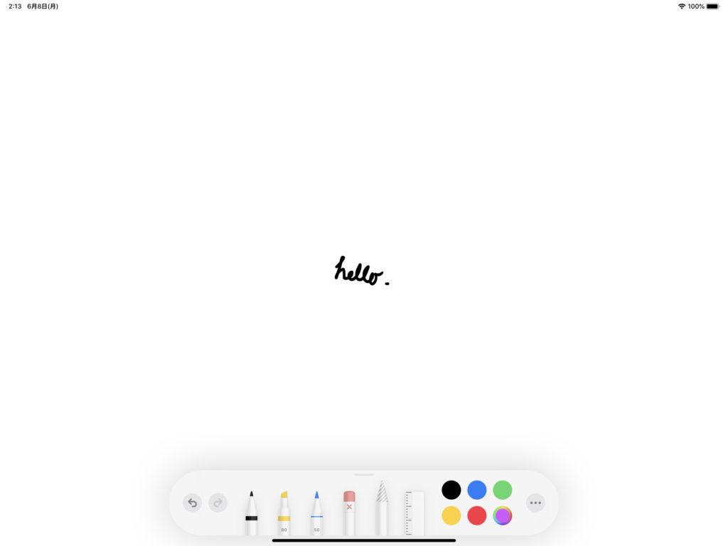 PencilKit示例